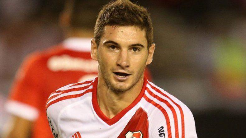 Alario será titular en el conjunto de Marcelo Gallardo.