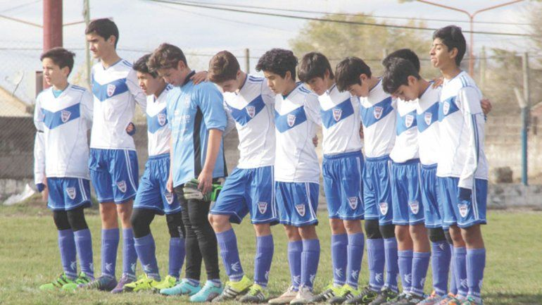 Ayer los chicos de Don Bosco se lucieron y sacaron 12 de 12.