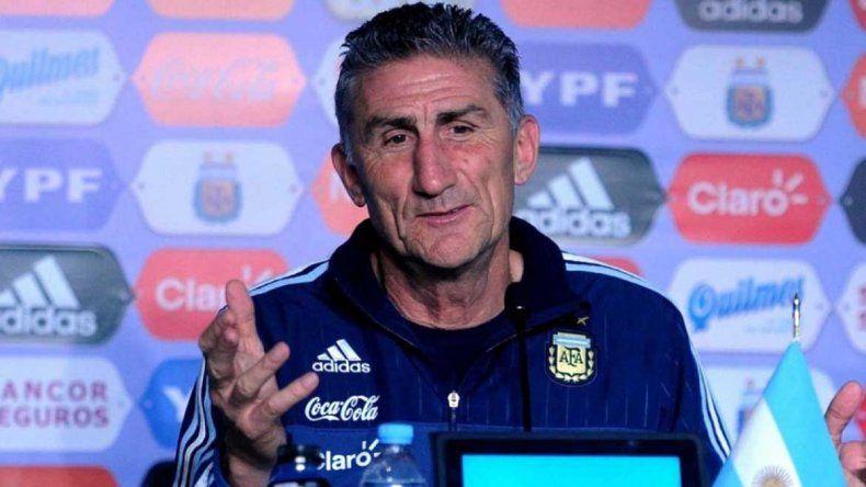 Edgardo Bauza.