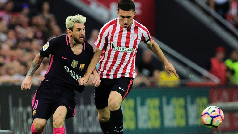 Barcelona venció al Bilbao y es líder con puntaje ideal