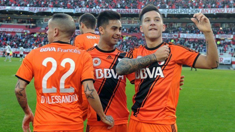 River superó por 4 a 1 a Banfield