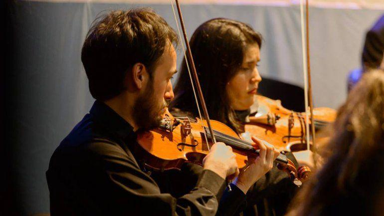 La Orquesta incorporará nuevos músicos