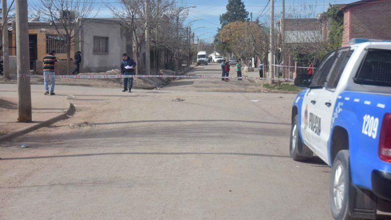 Gran Neuquén: dos hombres baleados en un presunto ajuste de cuentas
