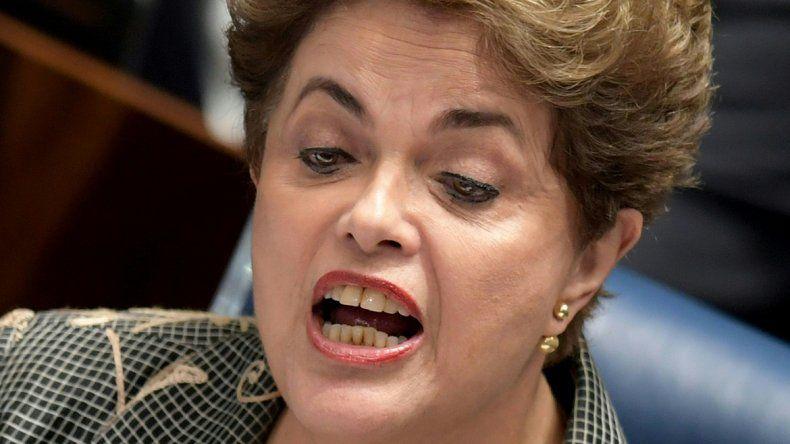 Los senadores votarán si Rousseff es destituida o no.