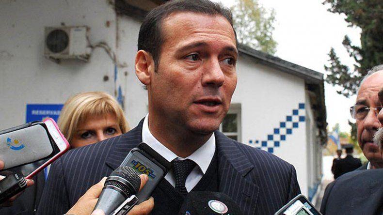 Gutiérrez visitó en el hospital al gremialista baleado