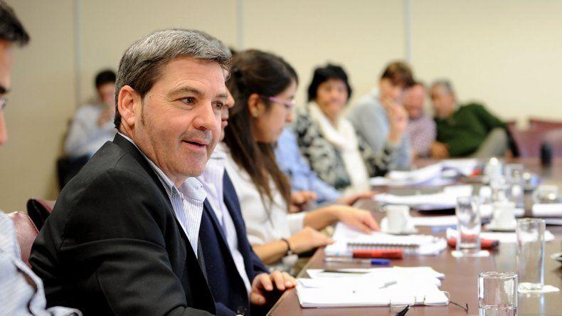 El diputado Carlos Sánchez impulsa el proyecto en la Legislatura.