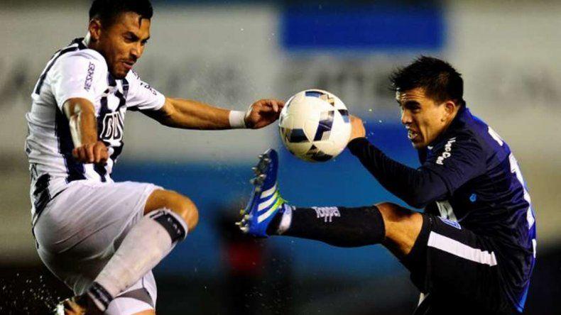El zapalino fue la figura en el empate de la Academia ante Talleres. Con su gol