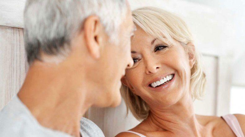La menopausia no es el fin de la vida sexual y erótica.