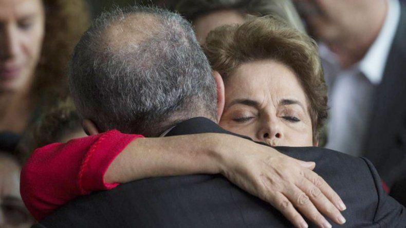 Temer es del Movimiento de la Democracia Brasileña