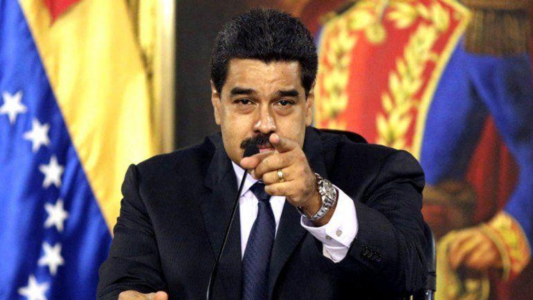 Maduro está viviendo horas de alta tensión política en su gestión.