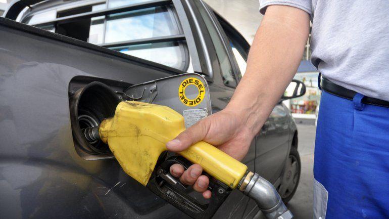 Cayó la venta de gasoil en más de un 12% en los primeros seis meses