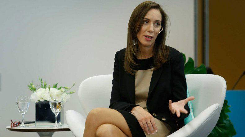 La mandataria de Buenos Aires presentó su declaración jurada.