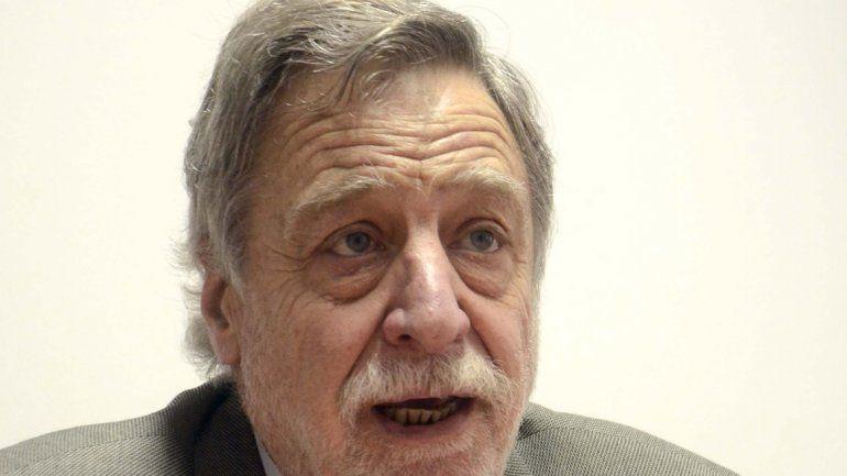 El diputado Raúl Podestá es uno de los autores del rechazo legislativo.