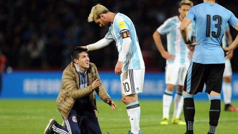 Messi brilló en el triunfo de la Selección Argentina.
