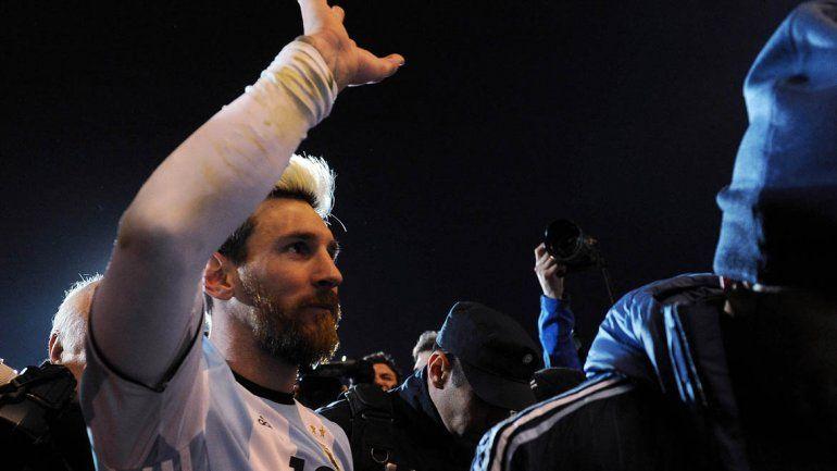 Bauza confirmó que Messi no va a jugar el martes ante Venezuela