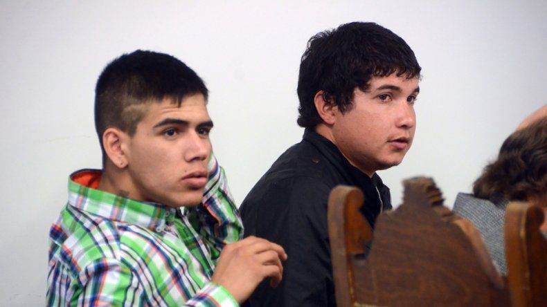 Los acusados Nicolás Coli López y Maximiliano Rojas fueron absueltos.