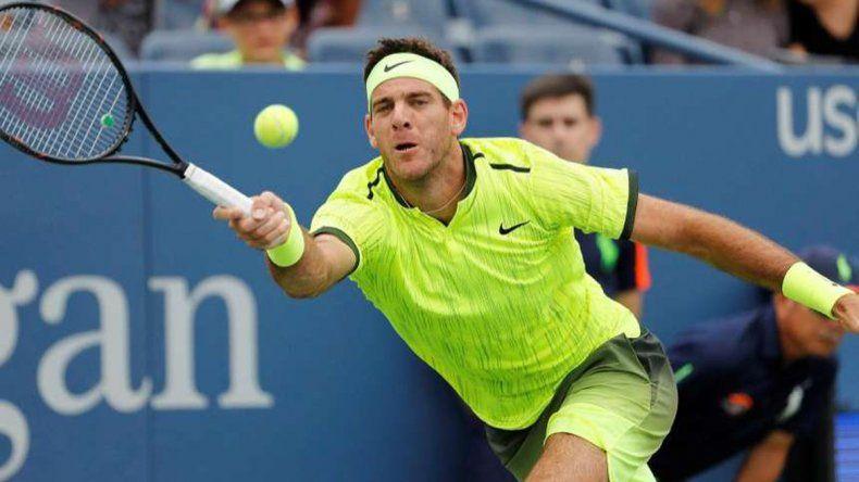 Delpo le ganó a Ferrer y ya está en octavos de final en el US Open