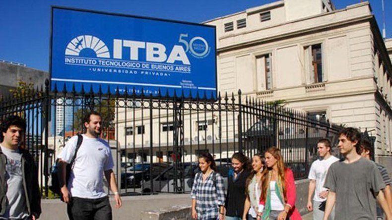 Lo organizó el ITBA. Un detector de tráfico aéreo fue la gran atracción.