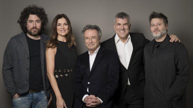 Andrea Frigerio y Dady Brieva también integran el elenco de la película.