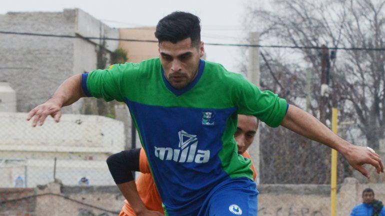 El Dino pisó fuerte en Senillosa e intentará dar el golpe en Cente.