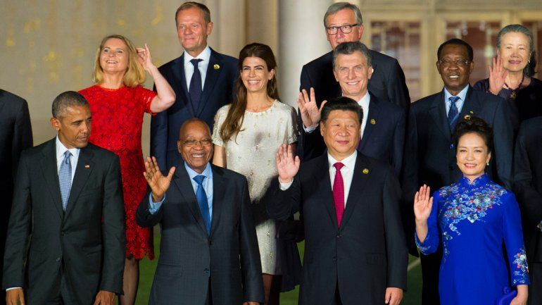 Obama felicitó a Macri por rediseñar la economía nacional