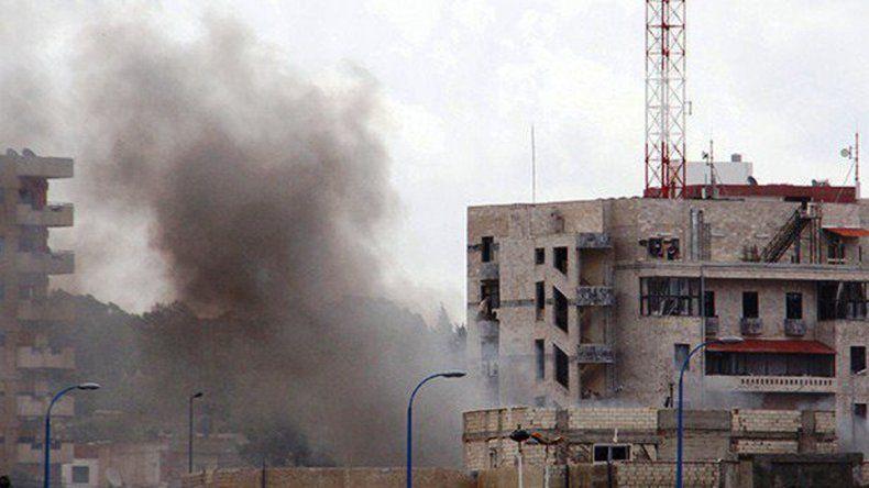 Oleada de atentados en Siria causó al menos 40 muertos