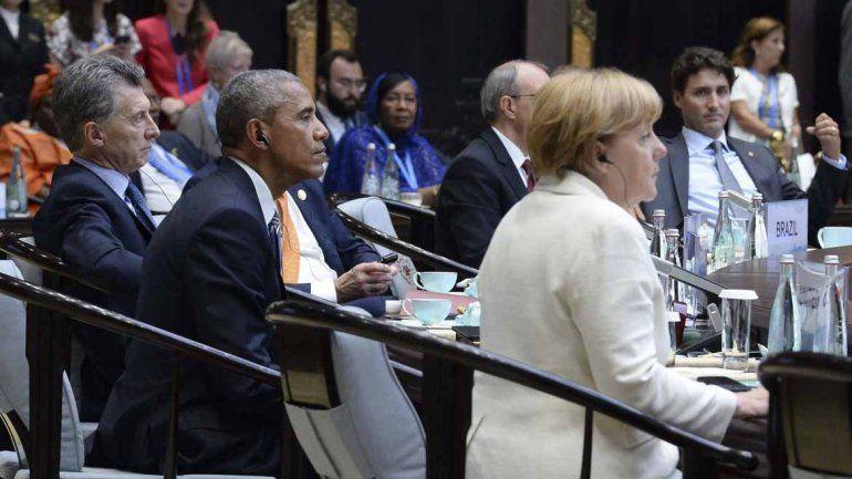 Macri: Argentina dejó atrás el aislacionismo que obstaculizaba la integración con el mundo