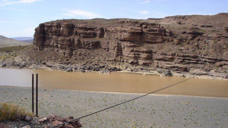 La presa Chihuido