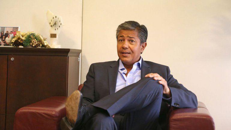 El vicegobernador Figueroa se opone a armonizar la caja del ISSN.