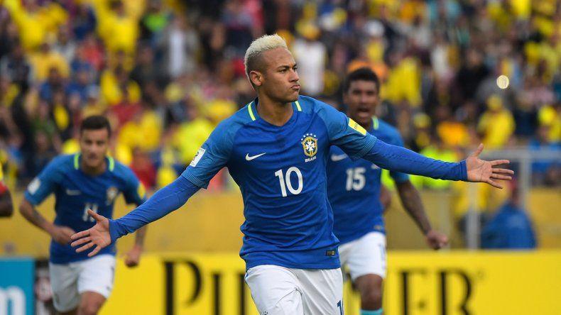 Neymar es el líder de la remontada brasileña luego del oro en Río.
