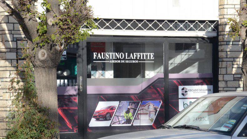 La aseguradora está ubicada en la calle Entre Ríos al 400