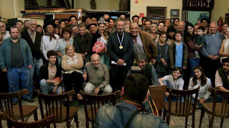 La película argentina con Oscar Martínez es favorita en el prestigioso festival
