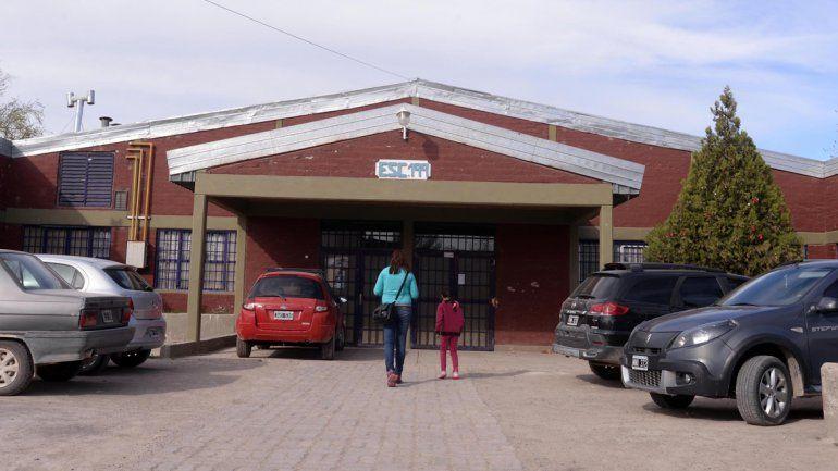 La Escuela 199 de San Lorenzo