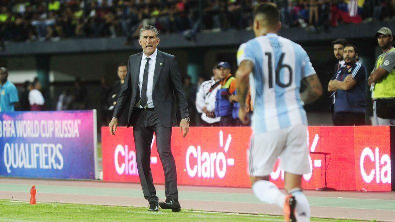 Argentina mostró amor propio para empatarle 2 a 2 a Venezuela en el estadio Metropolitano de Mérida