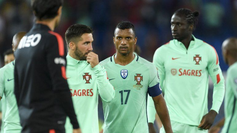 Suecia fue contundente frente a un Portugal perdido sin su ídolo.