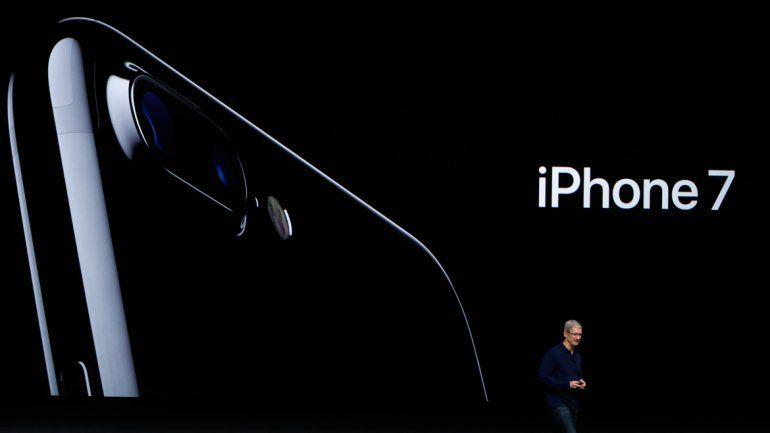 Apple presentó el iPhone 7 y los nuevos auriculares inalámbricos