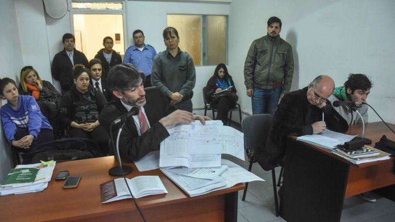 Cuatro meses de prisión para el acusado de matar a Mendoza