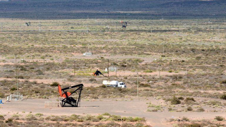 El yacimiento de El Portón está en Neuquén y depende de YPF Mendoza.