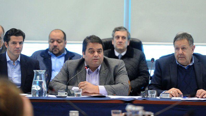 El Ministro de Trabajo expuso ante los diputados de la Nación.