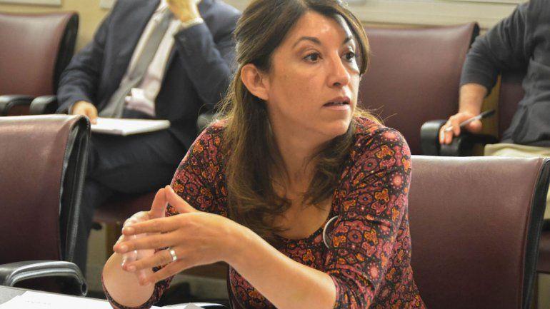 La diputada Patricia Jure polemizó por el nuevo aumento tarifario.