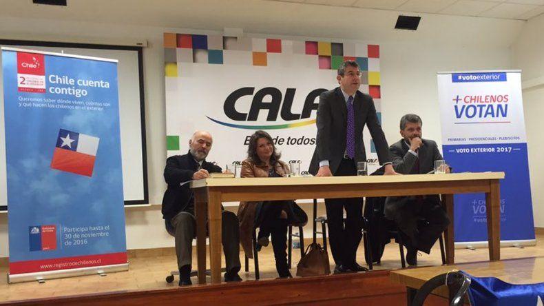 Le robaron a los funcionarios chilenos que visitaron la provincia