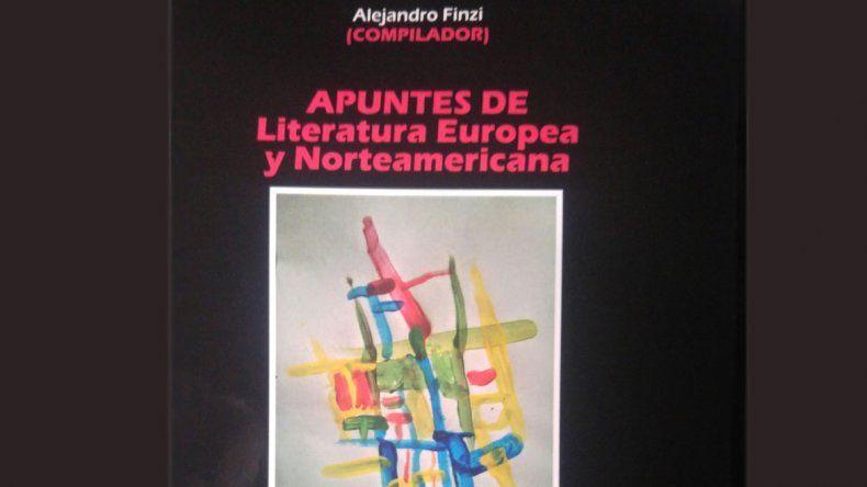ADUNC presenta Apuntes de Literatura Europea y Norteamericana