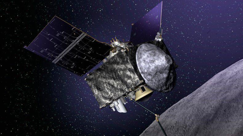 La NASA lanza su primera misión hacia  un asteroide