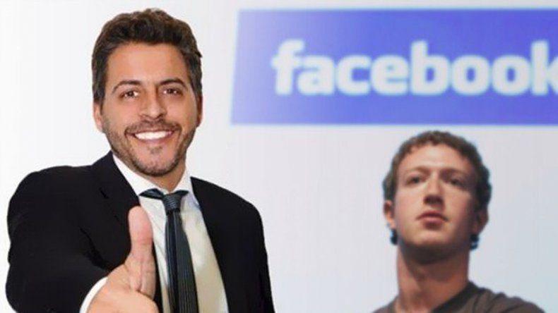 El abogado Enrique Novo demandó a la empresa de Zuckerberg.