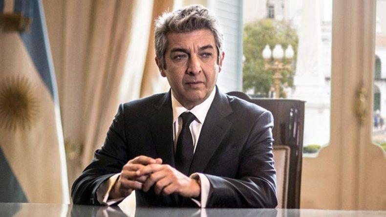 Bombita al poder: Darín será presidente de la República Argentina