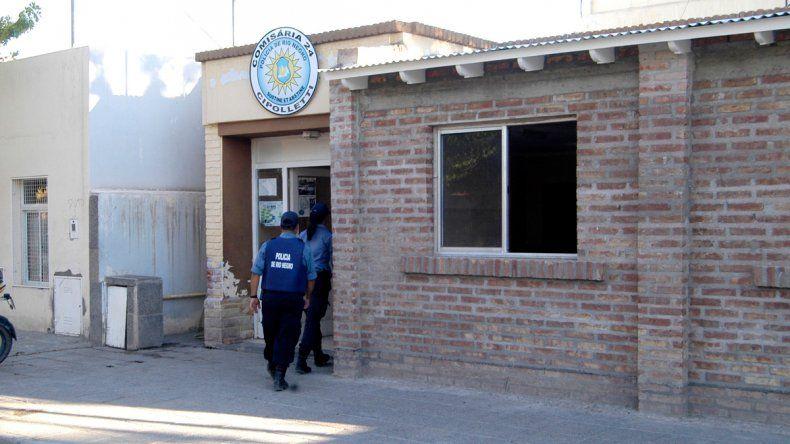 Los efectivos de la Comisaría 24 se encargaron de concretar la detención.