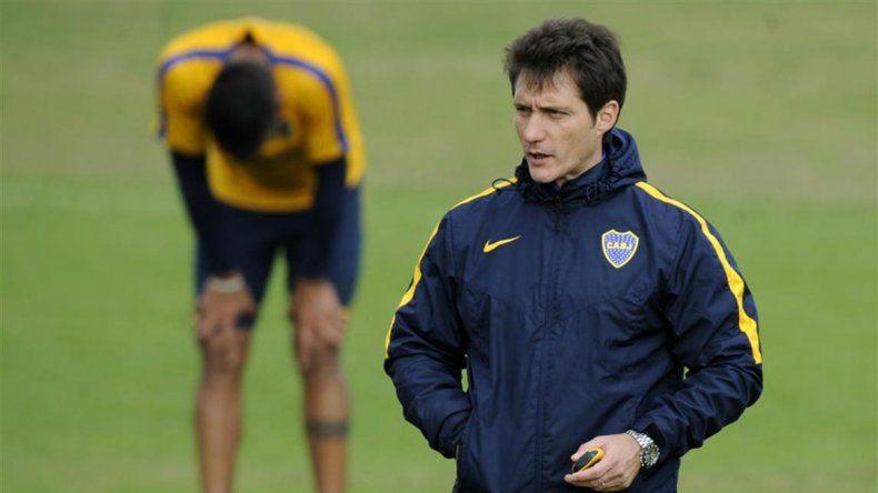 El técnico incluirá a Ricky entre los once titulares ante Belgrano.