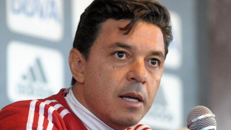 El Muñeco Gallardo señaló: Queremos seguir ganando cosas.