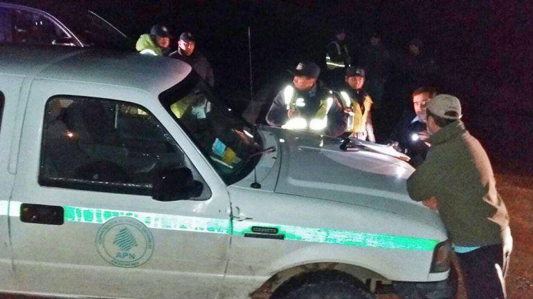 Detuvieron a un cazador furtivo en la Ruta 40