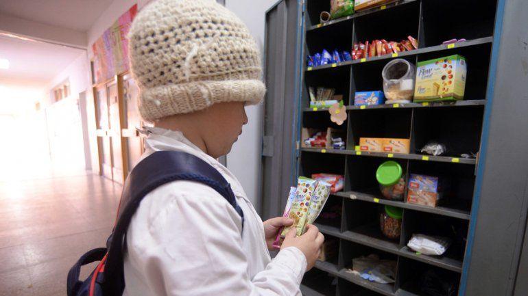 Los kioscos saludables son monitoreados desde el Consejo Provincial de Educación (CPE).